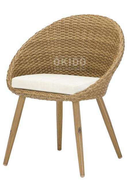 Egg Chair Honey