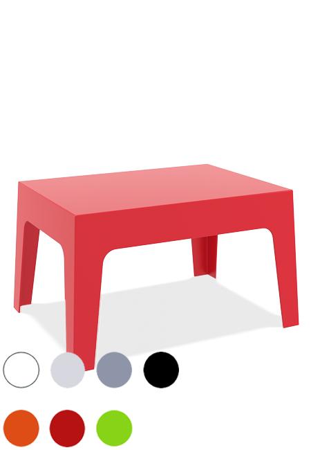 Box Tisch