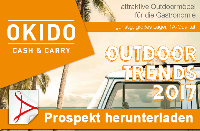 Outdoor Trends 2017
