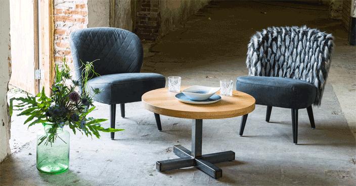 Tischplatte rund