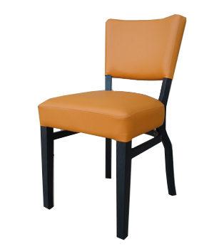 Emma-Stapelstuhl Bronco A47 (Orange)