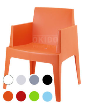 Box Orange