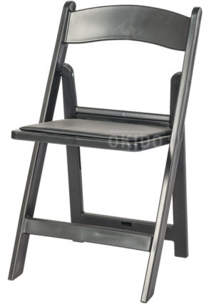Weddingchair Black