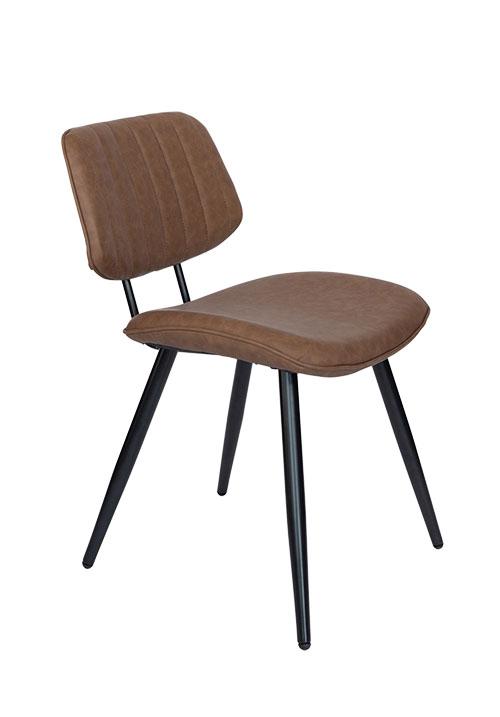Stuhl Demi Braun
